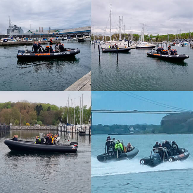 Speedbådskørekort Fredericia